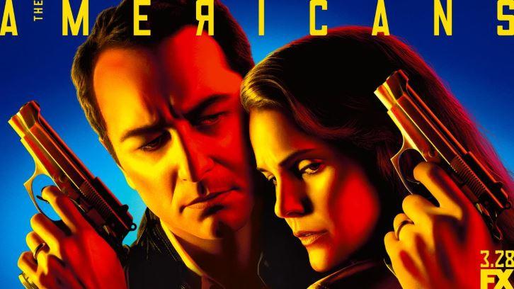 Resultado de imagem para the americans last season poster